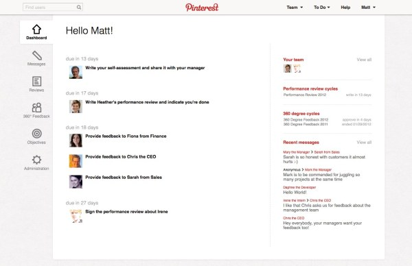 Pinterest Small Improvements